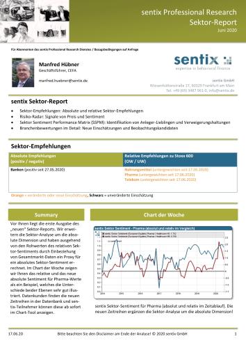 Sektor Report (Abonnement)